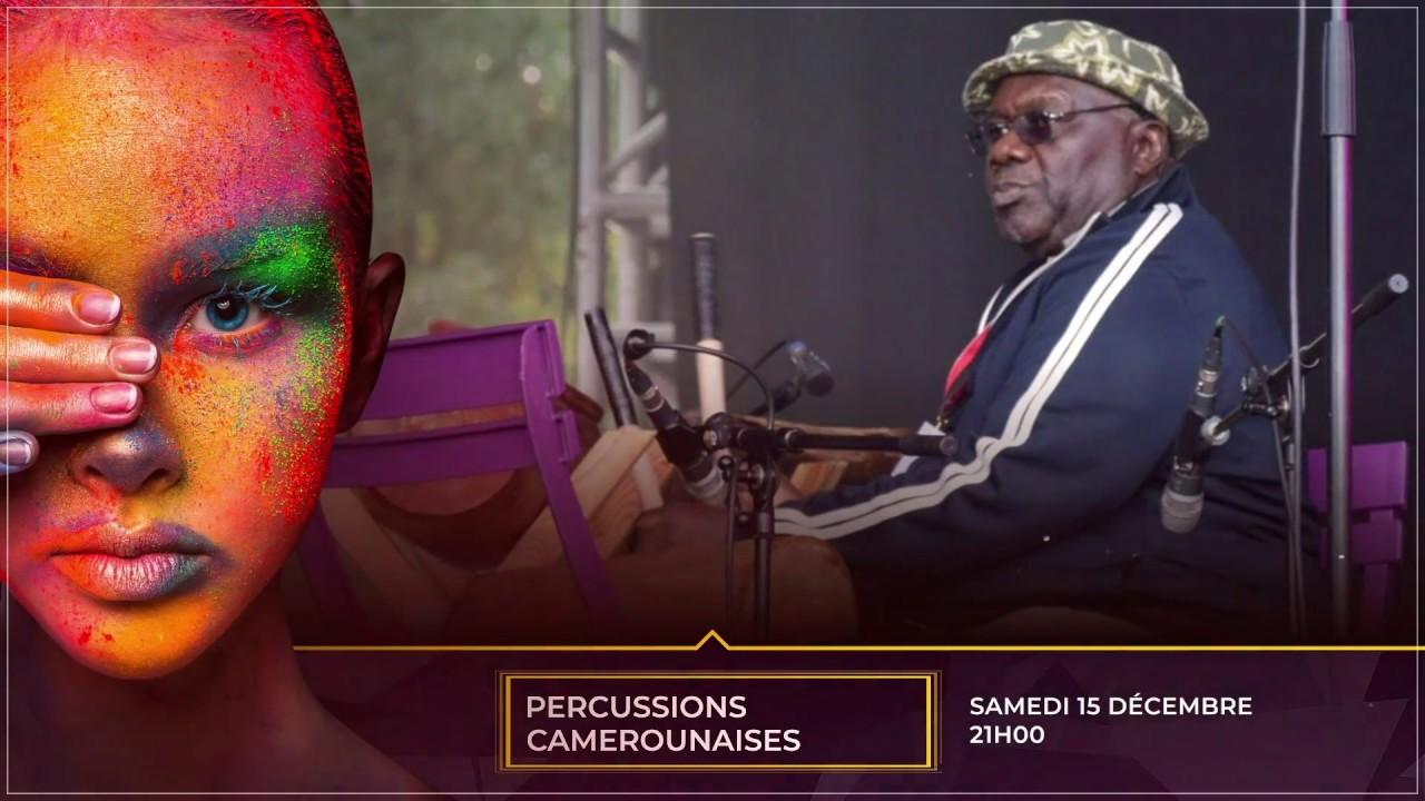 RDV DU PÔLE PERCUSSIONS CAMEROUNAISES à l'Espace Prévert - Scène du Monde