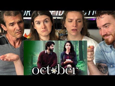 OCTOBER | Varun Dhawan | Banita Sandhu | Trailer REACTION!!!! Mp3