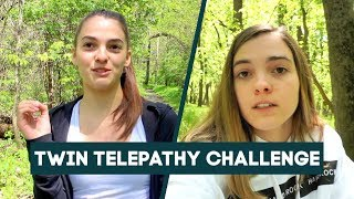 Can Identical Twins Find Each Other Without Communicating Twin Telepathy Challenge