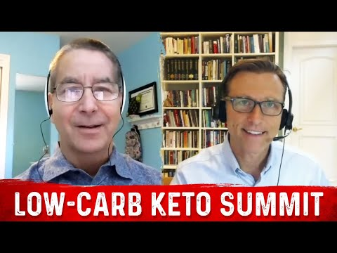 Dr. Berg Interviews Dr. Jeff Gerber About the Low Carb Denver 2020