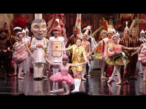"American Ballet Theatre ""Whipped Cream"" World Premiere Curtain Call"