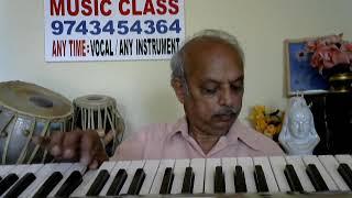 Bagilanu Teredu'BHAKTA KANAKA DASA'kannada KEYBOARD Instrumental Music