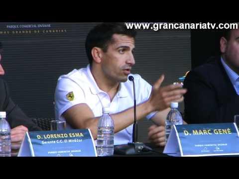 Ferrari y Marc Gené en Gran Canaria - encuentro con los aficionados con preguntas.mp4