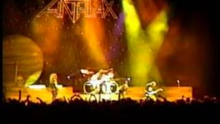 CLASH OF THE TITANS LUBBOCK TEXAS 05-17-1991  megadeth alice in chains anthrax slayer