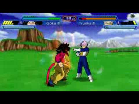 Ppsspp Dragon Ball Z Shin Budokai Another Road Cheats
