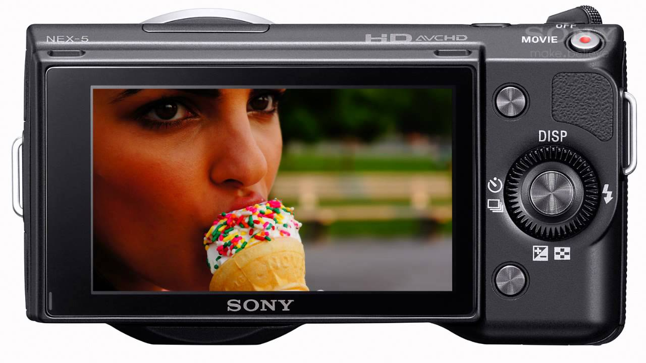 Sony nex-5 and nex-3 firmware update adds autofocus support for.