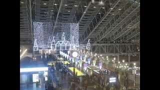 Xmas  Lights/illuminations@toki No Hiroba Plaza,osaka Station City,umeda On The 15th Nov,2013  4054