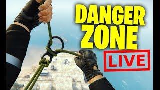 ???? GOSIA uczy się grać w DANGER ZONE - LIVE Z CS:GO - Na żywo
