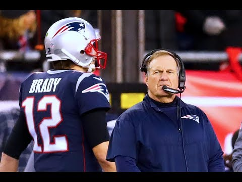 """""""Belichick"""" Author Ian O'Conor: Never Any Warmth Between Brady & Coach 