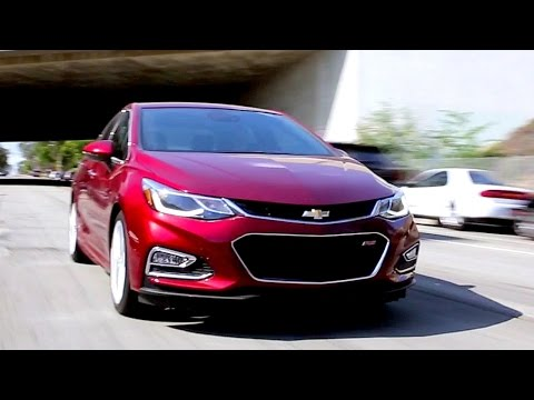 2017 Chevrolet Cruze – Review and Road Test