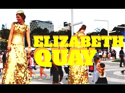 Things to do at Elizabeth Quay