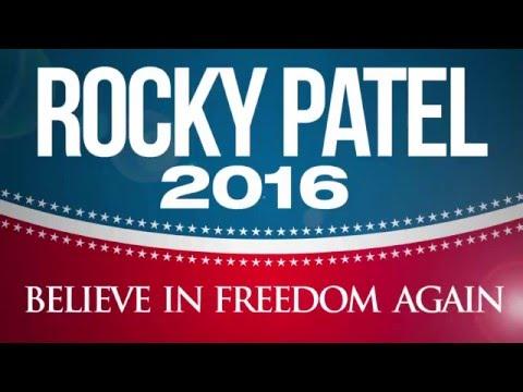 Rocky Patel for President 2016