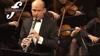 C.M. Von Weber - Clarinet Concerto No. 1: 1 - Allegro - Roeland Hendrikx With Frascati Symphonic