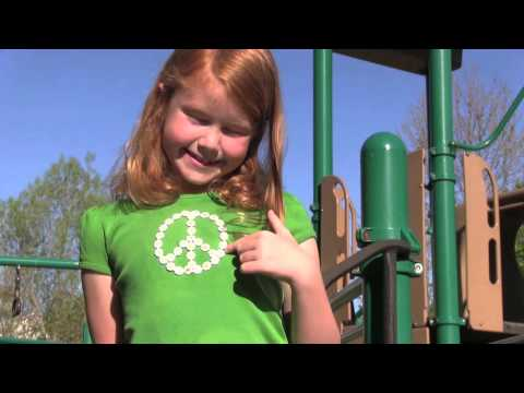 HEALTHY KIDS   Peace Love and Oranges   children's music video   kids song
