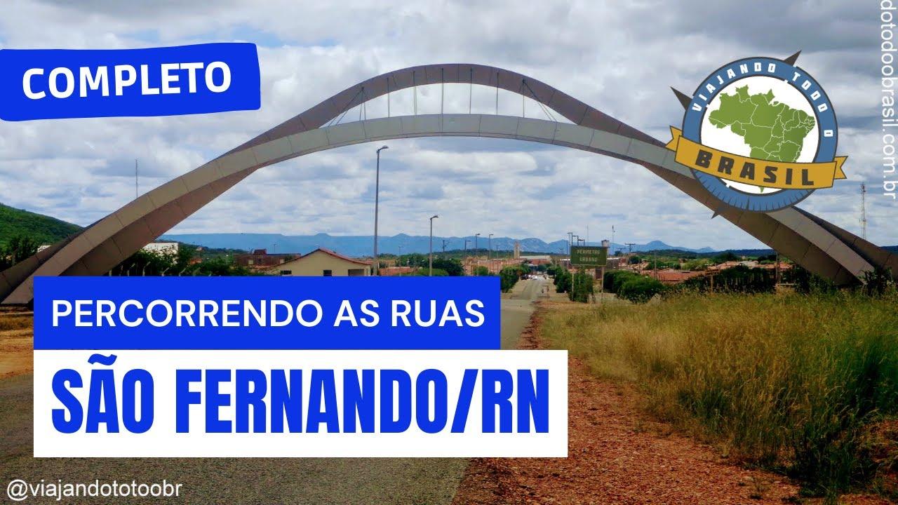 São Fernando Rio Grande do Norte fonte: i.ytimg.com