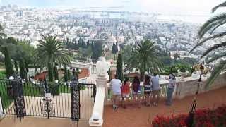 Бахайский сад  Хайфа  Израиль(Рекомендую все увидеть своими глазами., 2013-08-04T17:56:04.000Z)