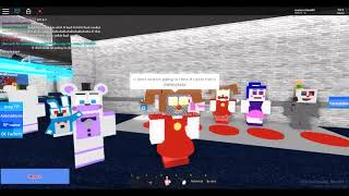 VOUS POUVEZ TOUJOURS OPEN FACEPLATES IN ANIMOTRONIC WORLD ON ROBLOX!