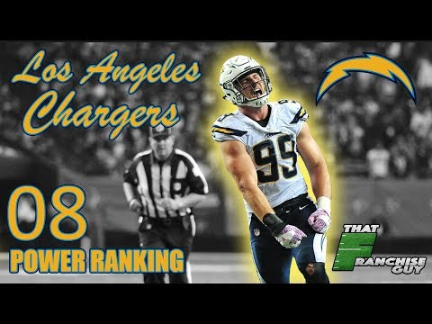 DEEP DIVE Into The 2018 Los Angeles Chargers | Predictions, Positional Grades, & More!