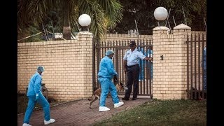 Imam dead in S.A mosque attack, 2 others injured