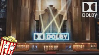 Dolby Digital True HD 7.1 - City Redux - Intro (HD 1080p)