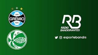 🔵 AO VIVO   Grêmio x Juventude   Brasileirão   17.10.2021