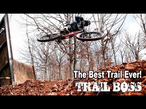 Riding the Best Trail Ever | Bentonville, Arkansas