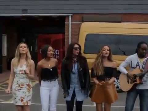 Little Mix VS The Bee  Black Magic Acoustic Black Magic Radio Tour