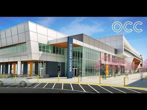 Orange Coast College | College Center & Student Life Complex