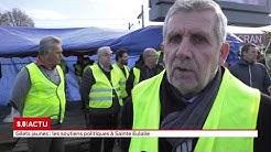 Gilets jaunes : les soutiens politiques à Sainte Eulalie