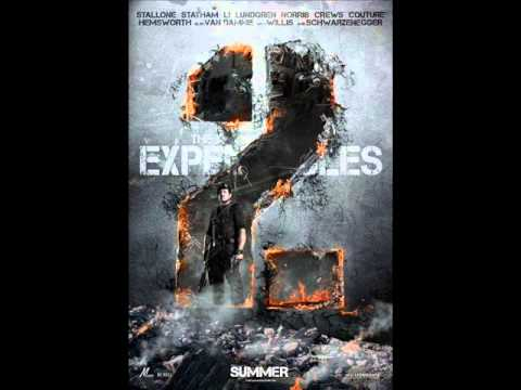 The Expendables 2 - 01. Trailer Song