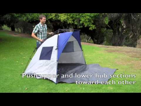 Lightspeed Outdoors Quick Cabana Youtube