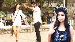 Singing Dhinchak Pooja's Songs BADLY In Public Prank - Baap Of Bakchod - Raj