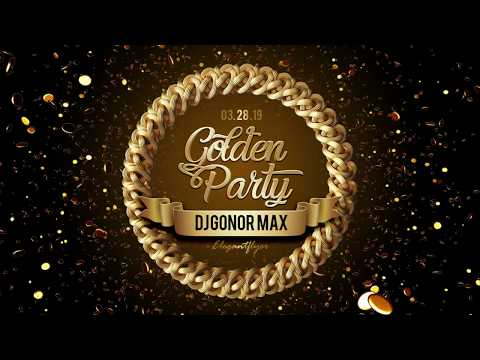 Golden Party – Free Animated Instagram Stories + Instagram Post + Facebook Cover