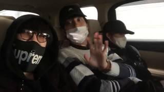 Takuya Uehara, Sakurada Dori & Mizuta Kouki was on the way to …