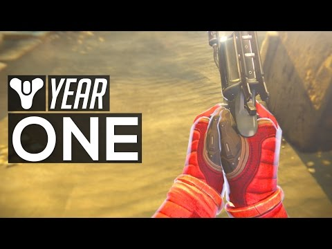 How To Play Bootleg Year One Destiny PvP