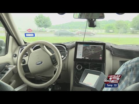 VIDEO: Southwest Research showcasing automated driving technology