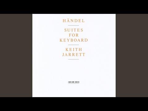 Handel: Harpsichord Suite Set II No.7 In B Flat Major, HWV 440 - 1. Allemande