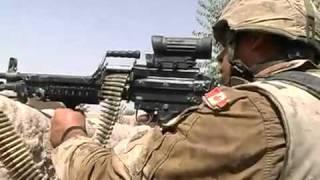 Война США в Афганистане часть 2 (Бои наживо)