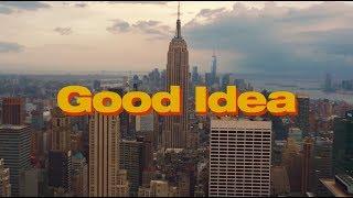 SLATIN &amp Moksi - Good Idea (Feat. LondonBridge) [OFFICIAL LYRIC VIDEO]