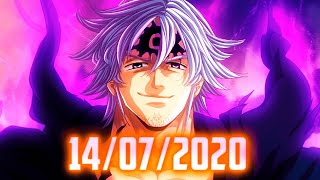 ⚠️¡NUEVA ACTUALIZACIÓN!⚠️ (14/07/2020)🔥 Seven Deadly Sins: Grand Cross