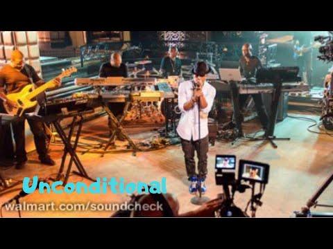 Ne-Yo unconditional  live Walmart soundcheck