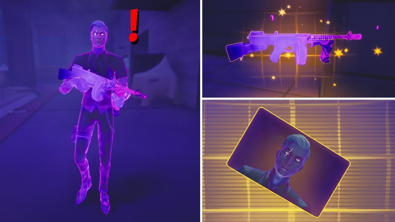 Fortnite All New Bosses, Vault Locations & Mythic Weapons, KeyCard Boss Shadow Midas in Season 4