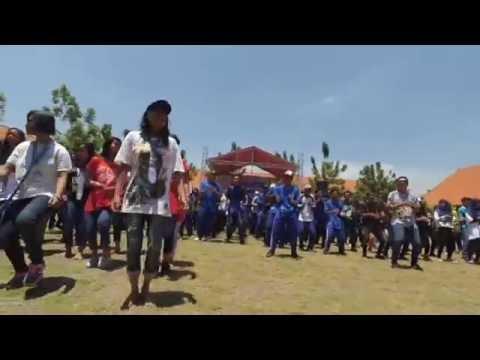 Joget Damai (NGELALI - Ria Avita ft Heni) Live SMKN 1 JABON 1 OKTOBER 2016