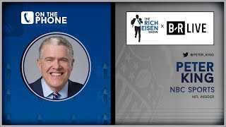 NBC Sports' Peter King Talks Luck Retirement, Texans, Redskins & More w/Rich Eisen | Full Interview