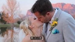 The Views at Superstition - Marissa + Mark by Distinctive Wedding Videos Gold Canyon AZ