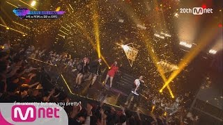 [UNPRETTY RAPSTAR2] 'Pride' – Kitti B, Hyolin,Soo Ah, Truedy(Feat.Gummy) @Final EP.10 20151113