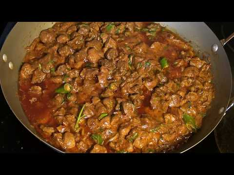 how to cook lambs liver