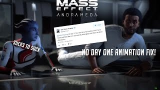 Mass effect Andromeda (my face is tired of bad animation)