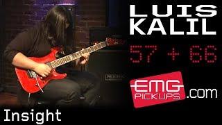 Luis Kalil performs