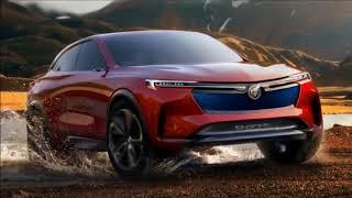 Review Buick Enspire EV crossover
